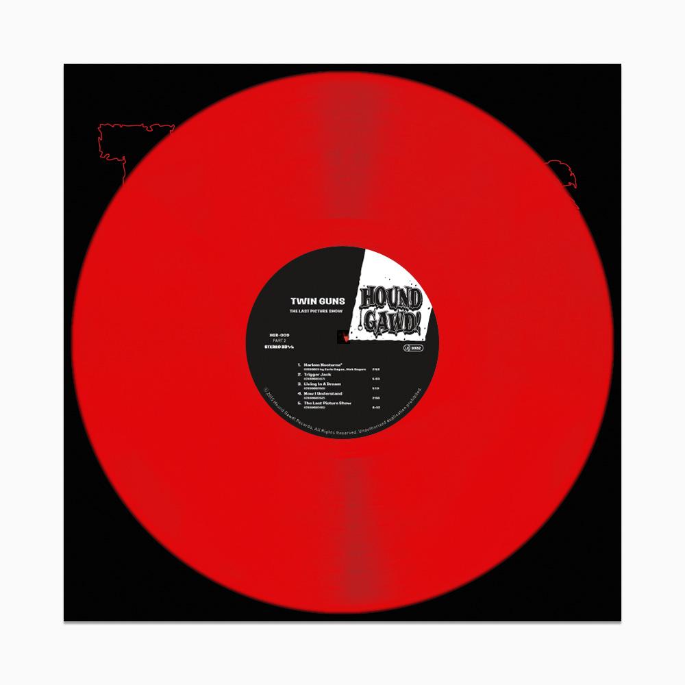 Twin Guns – The Last Picture Show LP - Ltd. Edition