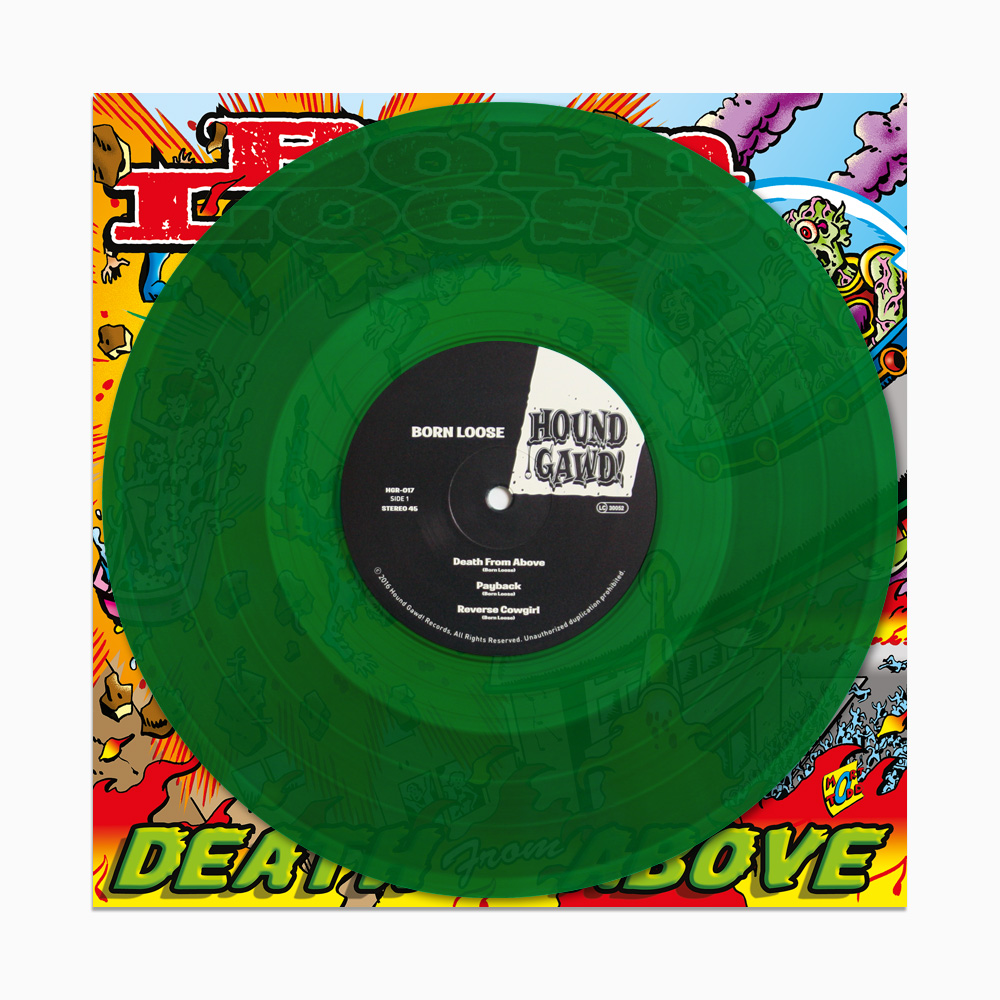 Born Loose - Death From Above - ltd. Edition