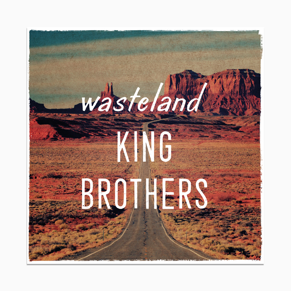 King Brothers - Wasteland - CD