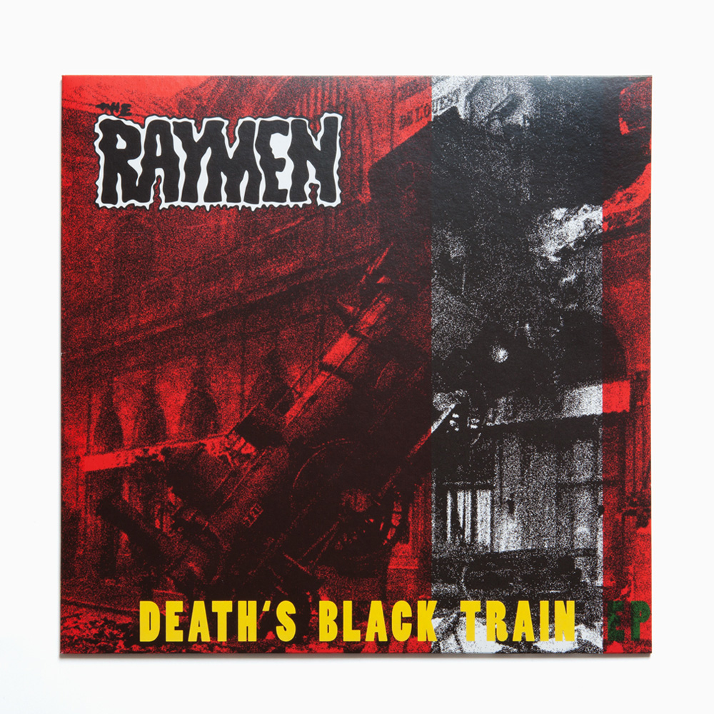 The Raymen – Death's Black Train EP