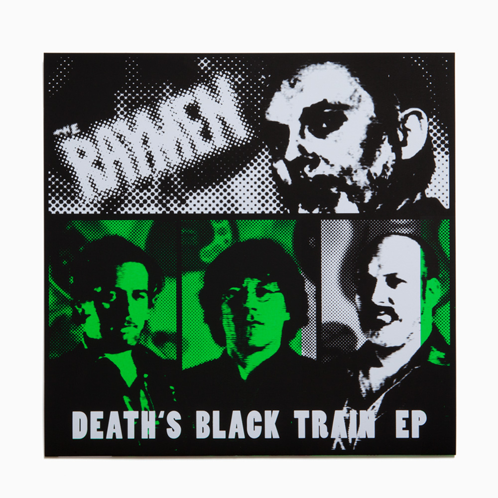 The Raymen – Death's Black Train EP – Label Edition