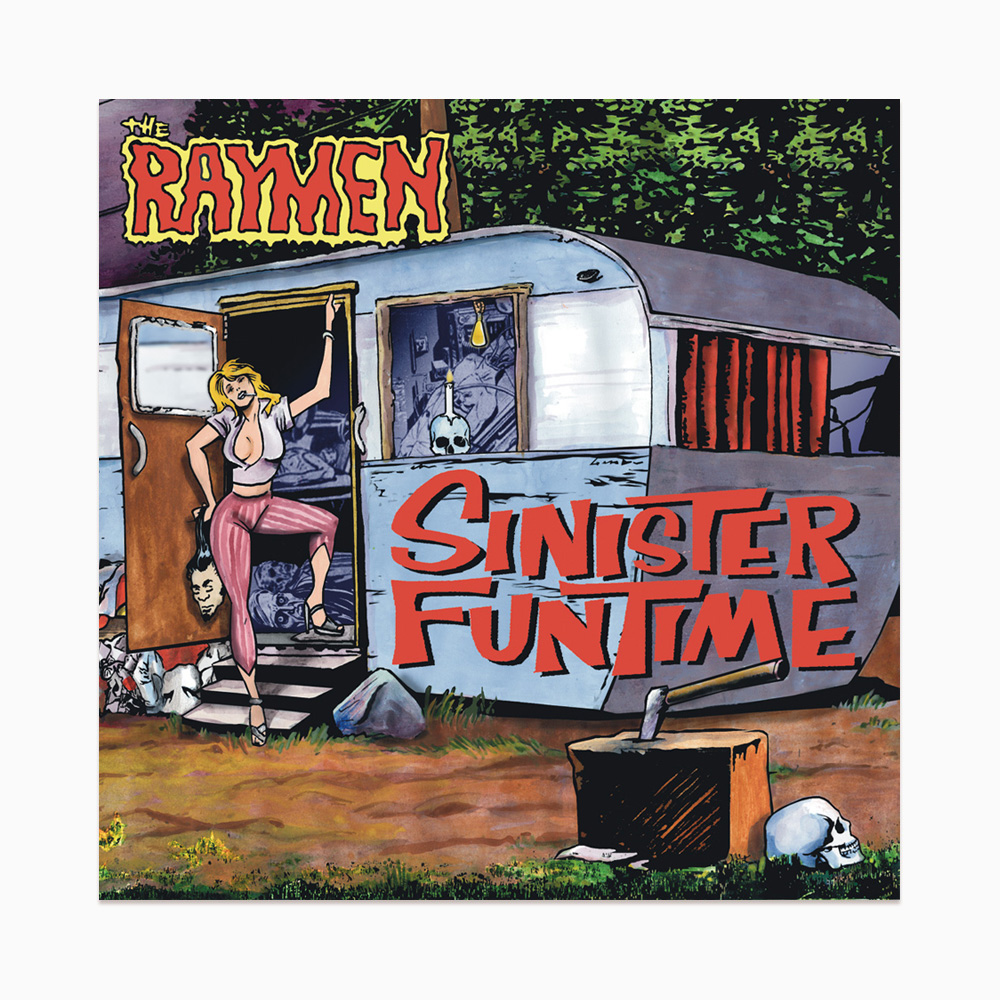 The Raymen – Sinister Funtime LP