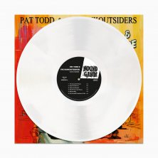 Pat Todd & The Rankoutsiders - Blood & Treasure LP - Ltd. Edition
