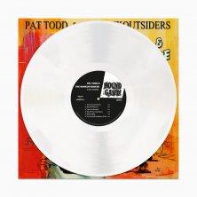 Pat Todd & The Rankoutsiders - Blood & Treasure LP - Ltd. Edition