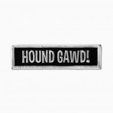 Hound Gawd! Records - Patch