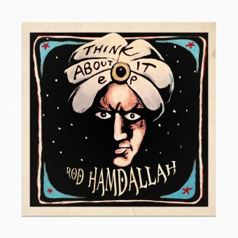 Rod Hamdallah - Think About It