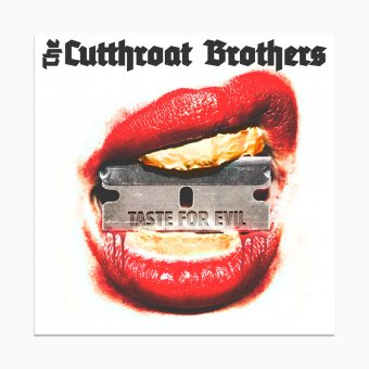 The Cutthroat Brothers - Taste For Evil - CD