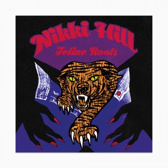 Nikki Hill - Feline Roots - CD