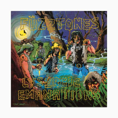 Fuzztones - Lysergic Emanations LP