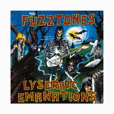 Fuzztones - Lysergic Emanations LP