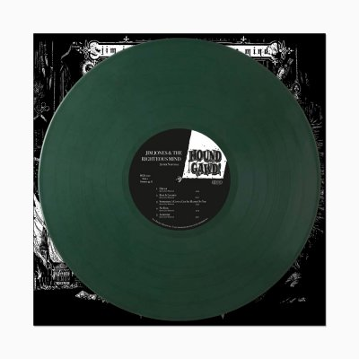 Jim Jones & The Righteous Mind - §uper Natural - ltd. Edition green