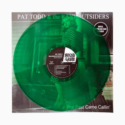 Pat Todd & The Rankoutsiders - The Past Came Callin' ltd. edition