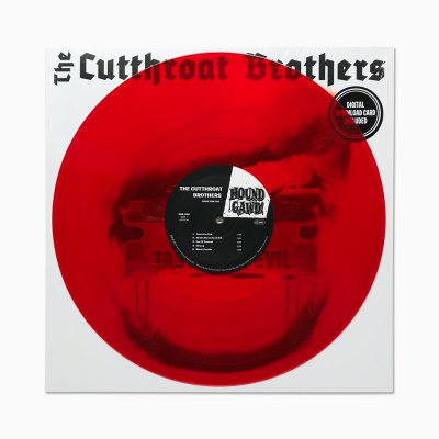 The Cutthroat Brothers - Taste For Evil ltd. edition