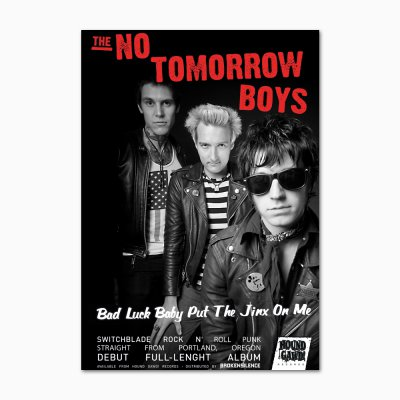 The No Tomorrow Boys Poster